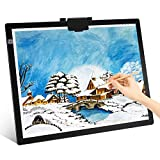 A3 Mesa de Luz para, Fulluky LED Tableta Mesas de luz para calcar ultrafino Arte...