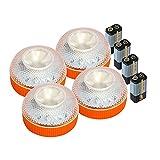 Frobukio - Luz de Emergencia LED magnética Multiusos, Señal Preseñalización de...