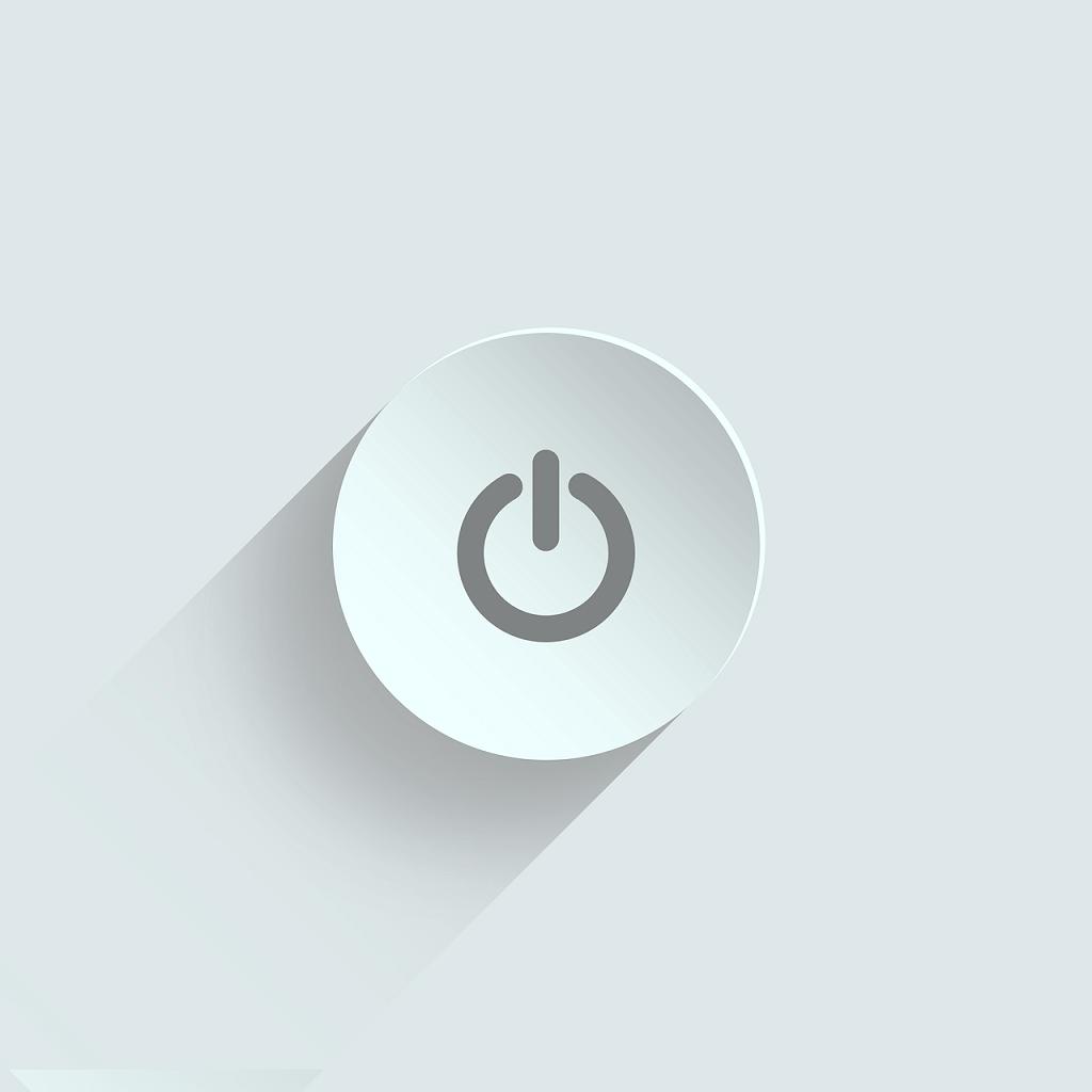 Icono de encendido - apagado