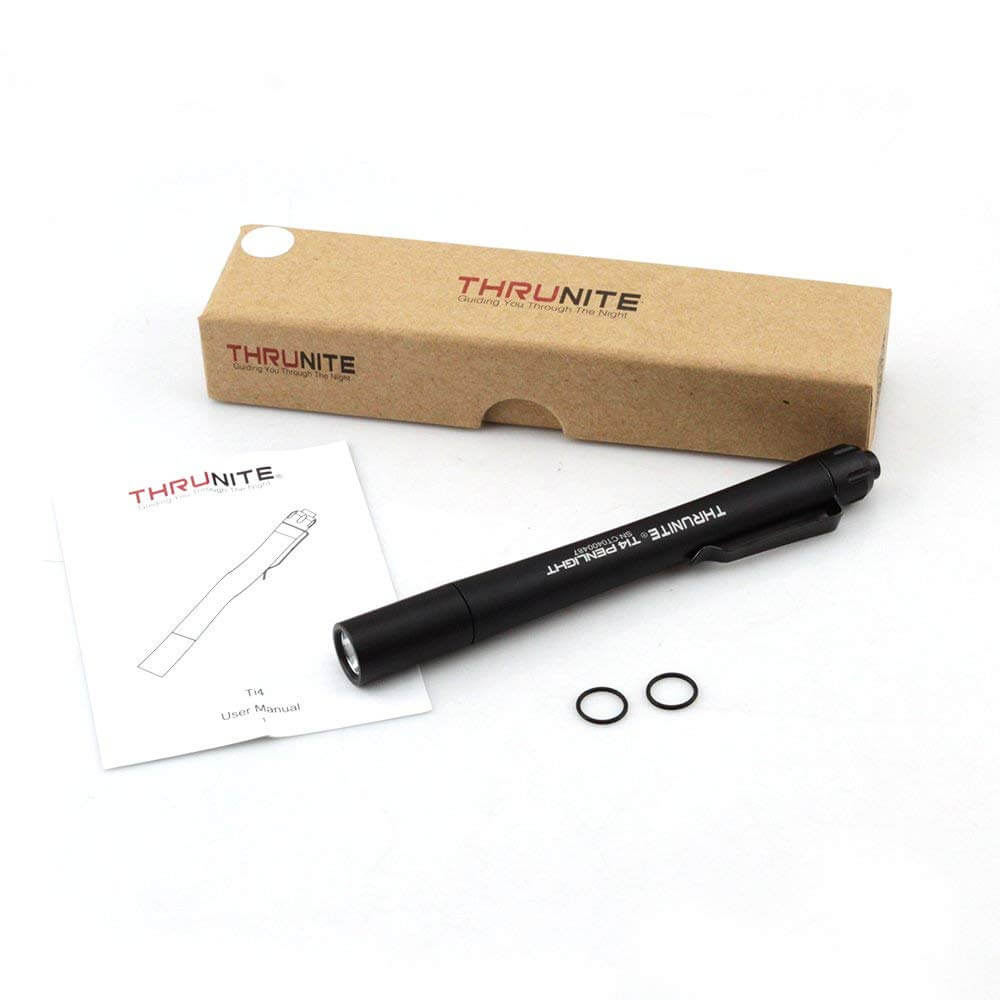 Linterna bolígrafo ThruNite ti4