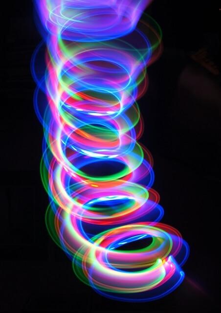 Fotografía de luz